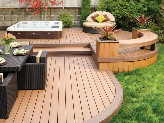 Citywide sundecks pros and cons of popular types of decks for Composite decking pros and cons