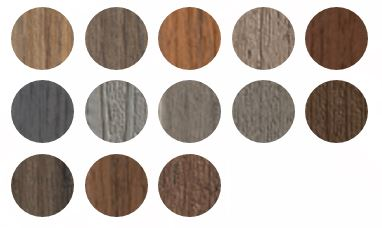 TimberTech colours
