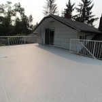 Duradek okanagan series rooftop burnaby